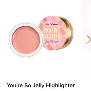 COPY - BN Too Faced You're So Jelly Rose Pink Hig…